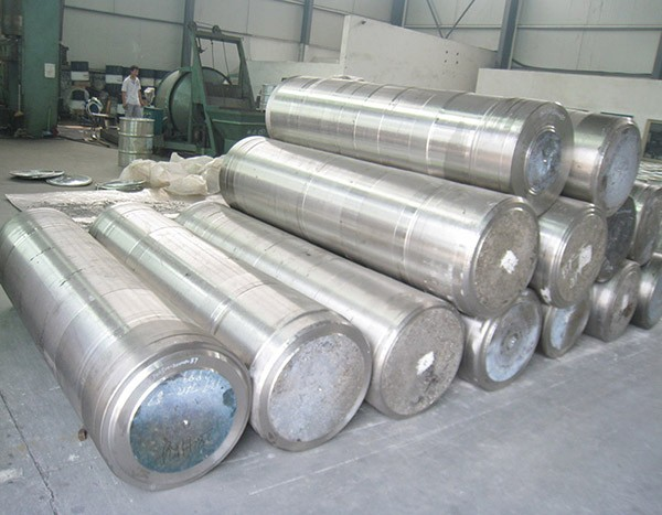 Titanium Ingot By Vacuum Arc Remelting Var