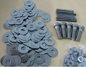 molybdenum screws