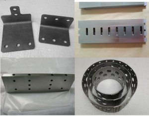 tungsten custom machined parts