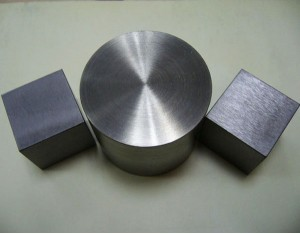 tungsten heavy alloy cube