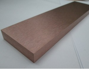 tungsten copper plates and sheets